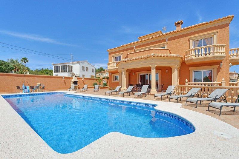 Villa Costeres, holiday rental in La Llobella