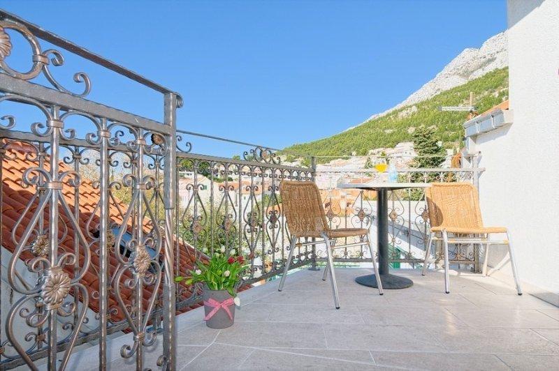 A5 (2 + 1): terrasse