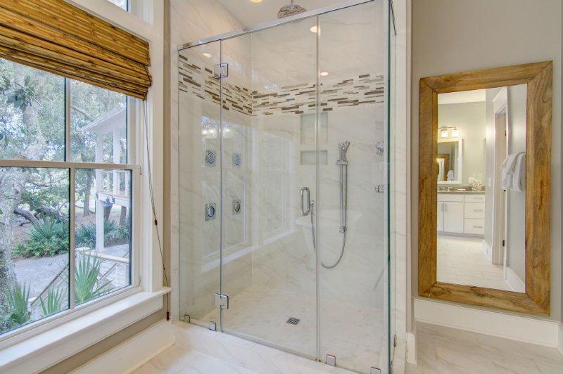 Maître douche, magnifique!
