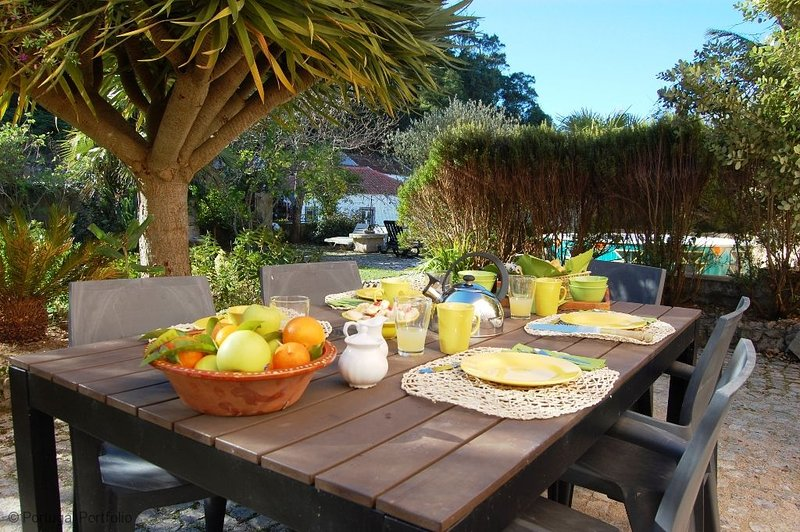 Villa SantaIria - Sleeps up to 10, near Sintra and Cascais, holiday rental in Colares