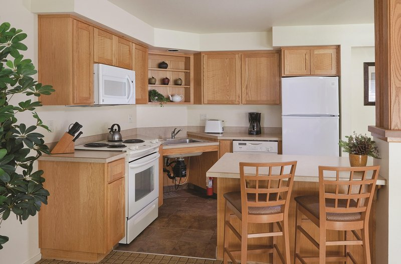 Worldmark Eagle Crest 2 BR Kitchen