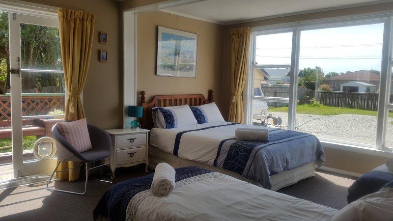 Pakington Homestay (Deluxe Family Room), alquiler de vacaciones en Westport