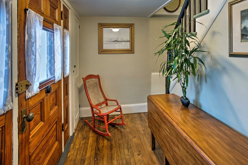 Make your way upstairs to one of the 3 well-appointed bedrooms!