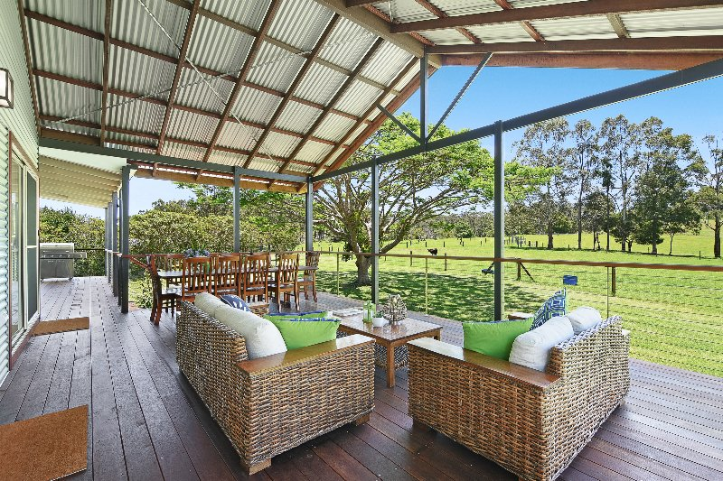 Maleny, luxurious tranquility at Curra Homestead, alquiler vacacional en Mapleton