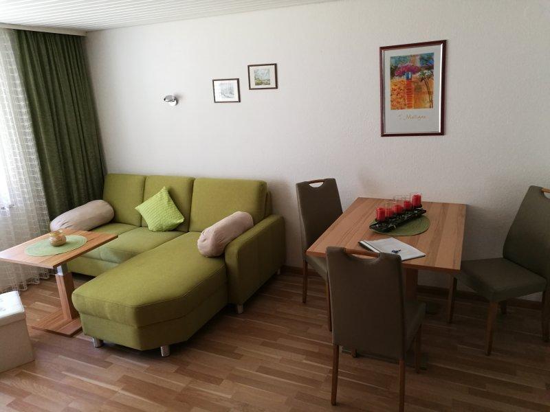 Studio A3 Albmatte Ferienhaus im Schwarzwald/Black Forest, holiday rental in Menzenschwand-Hinterdorf