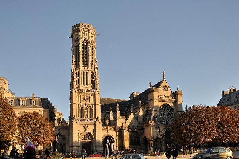 Kirche St-Germain