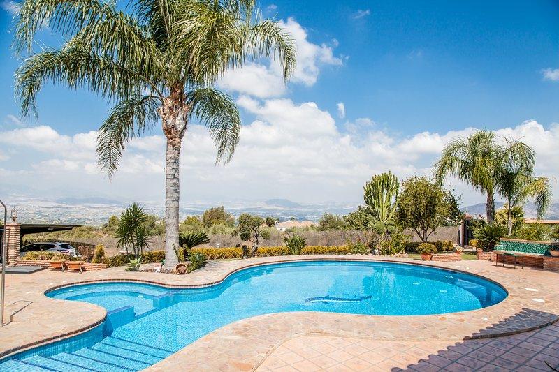 Cubo's Villa Ruiz, aluguéis de temporada em Alhaurin el Grande