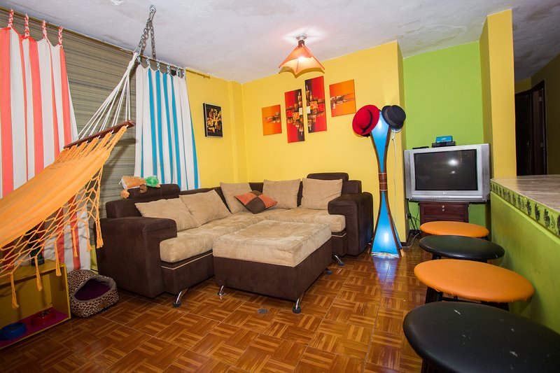 Entire apartment laundry incl. in central Quito, holiday rental in Yasuni National Park
