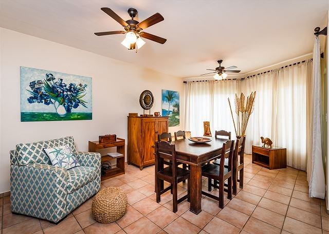 Beachfront 2bd condo- balcony with partial ocean view, a/c-BL2, holiday rental in Tamarindo