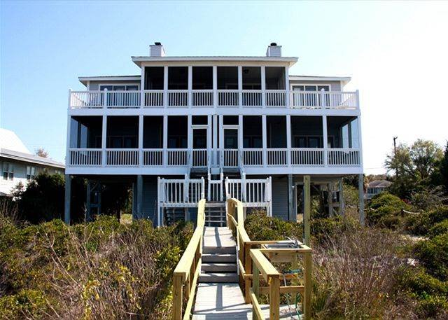 3202-D Palmetto Blvd. - Pelican Pass, holiday rental in Harbor Island