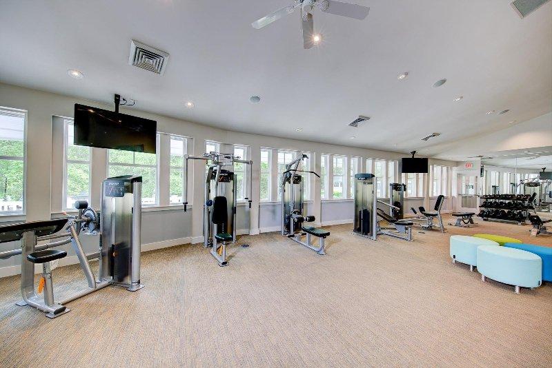 Beachwood Resorts Fitness Area