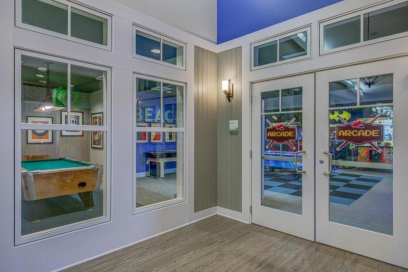 Beachwood Resorts Game Room