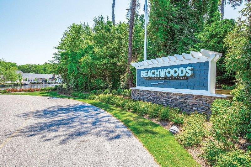 Beachwood Resorts Property Entrance