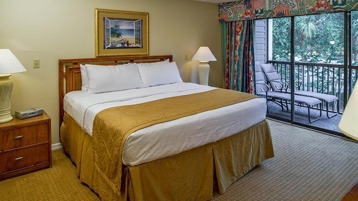 Polynesische Island Resort Bedroom