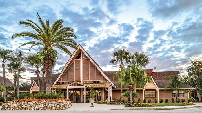 Polynesische Island Resort Exterior