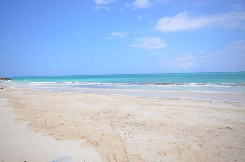 Los residentes disfrutan de esta playa en Silver Sands, a solo 5 minutos a pie de una de las mejores playas de Jamaica.