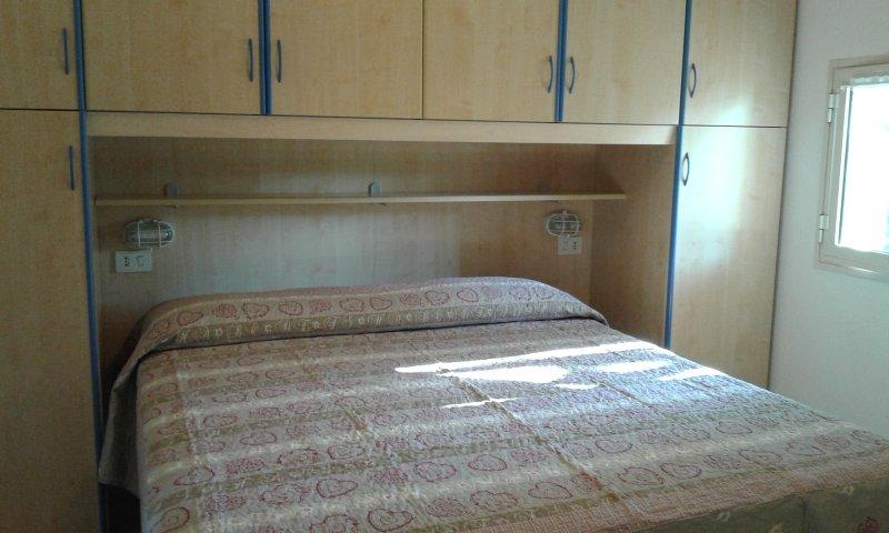 Cottage, 2 slaapkamer met een tweepersoonsbed