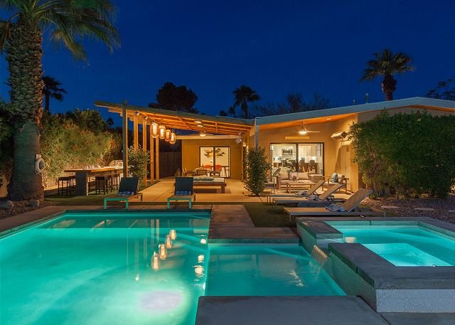 Best Vacation Home Review Of Atomic Ranch Heaven Palm Springs