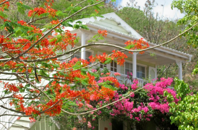Beach side Cottage Agave Landings Antigua, holiday rental in Crab Hill