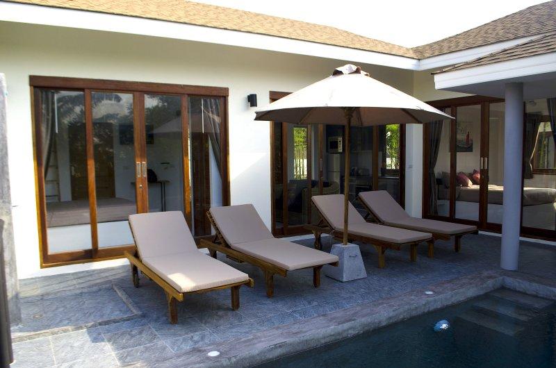 VILLA GECKO, holiday rental in Lamai Beach