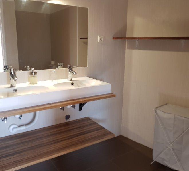 Salle de bains privée Jacuzzi