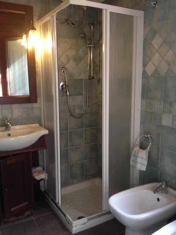 Cottage, 1 badkamer met douche