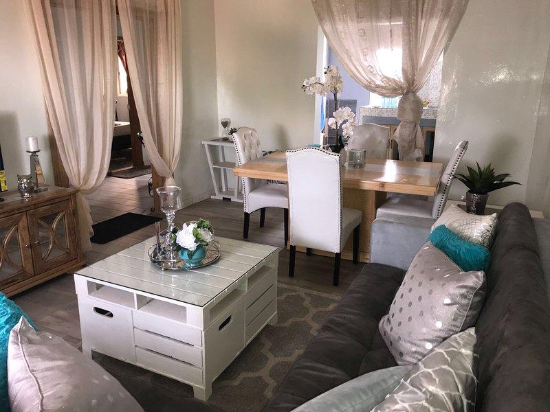 City Apartment (zoneB), alquiler de vacaciones en Región de Dakar