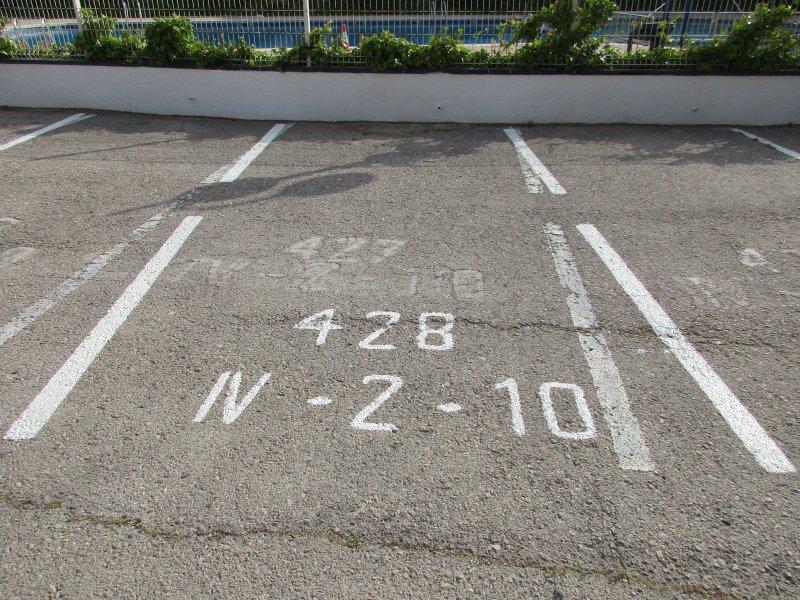 Parking extérieur