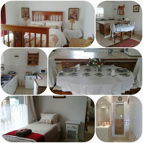 Self Catering one bedroom apartment, casa vacanza a De Kelders