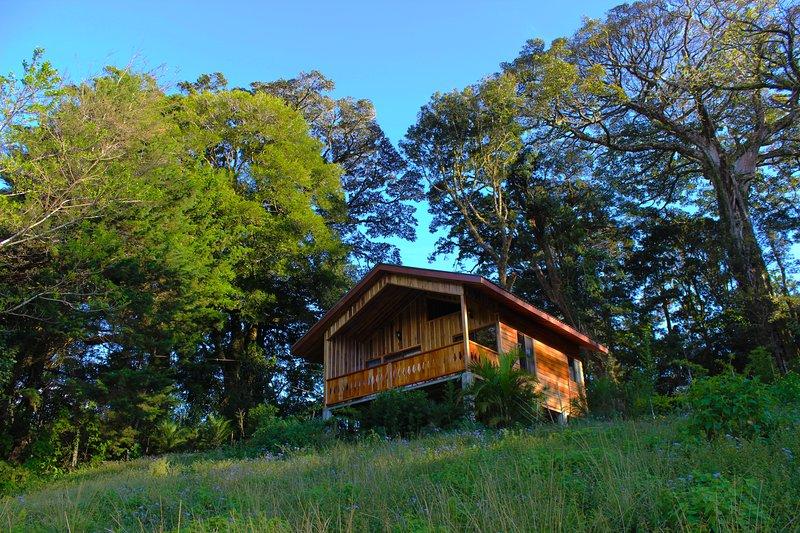 Cabañas Hoja Verde, holiday rental in Monteverde Cloud Forest Reserve