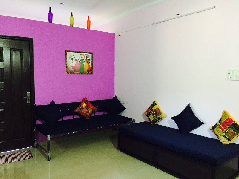 Boutique Apartment - North Goa, holiday rental in Mapusa