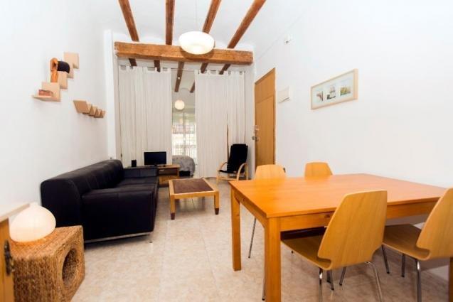 Appartement dans le barriio botanique
