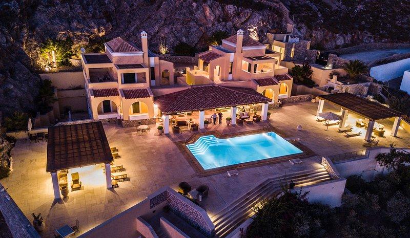 KASTELI VILLA, casa vacanza a Agia Marina