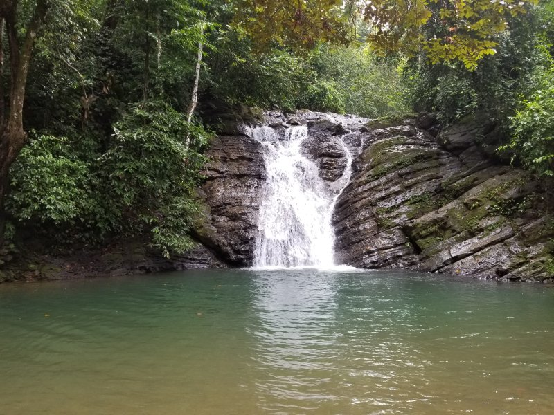 Great Waterfall & Swimming just minutes away!