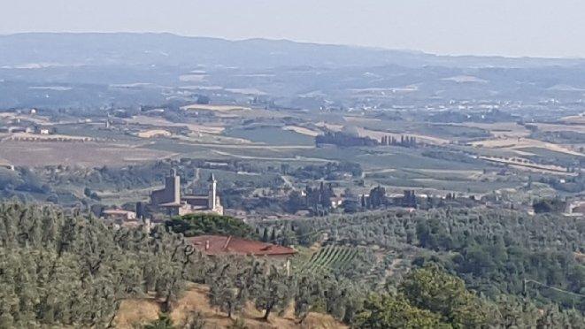 Il Borgo dei Pini, location de vacances à Vinci