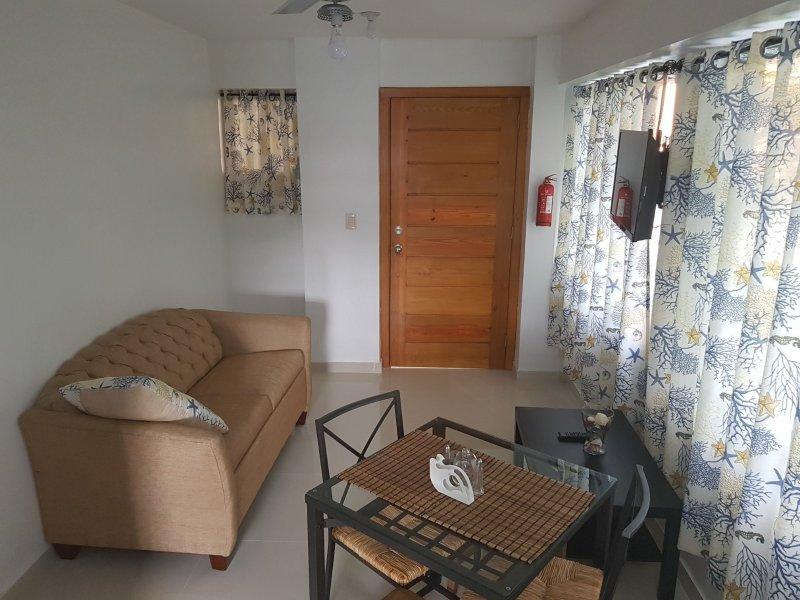 KSL Residence 2-A, aluguéis de temporada em Boca Chica