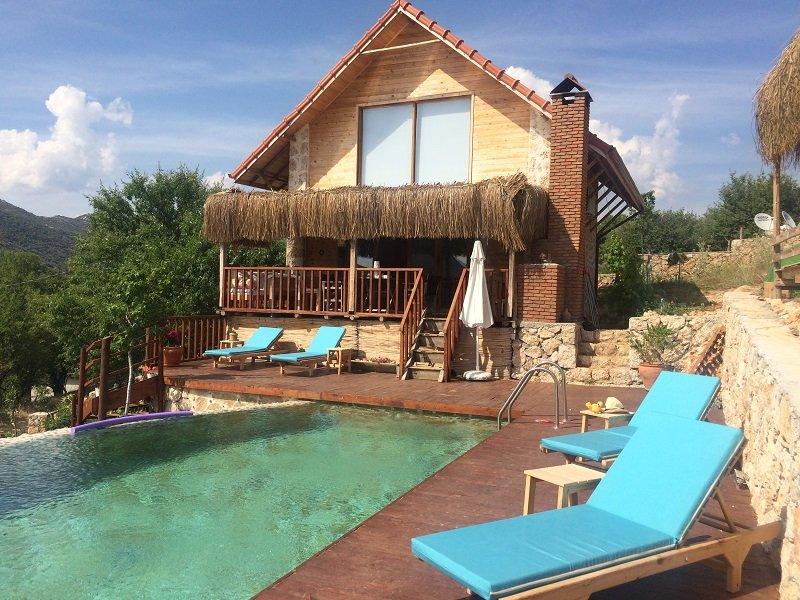 Ambar Evleri, Badem Ev, holiday rental in Bezirgan