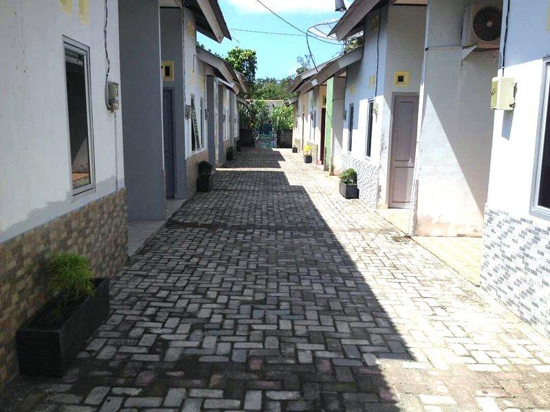 Rumah Charsy Homestay, holiday rental in Sumatra