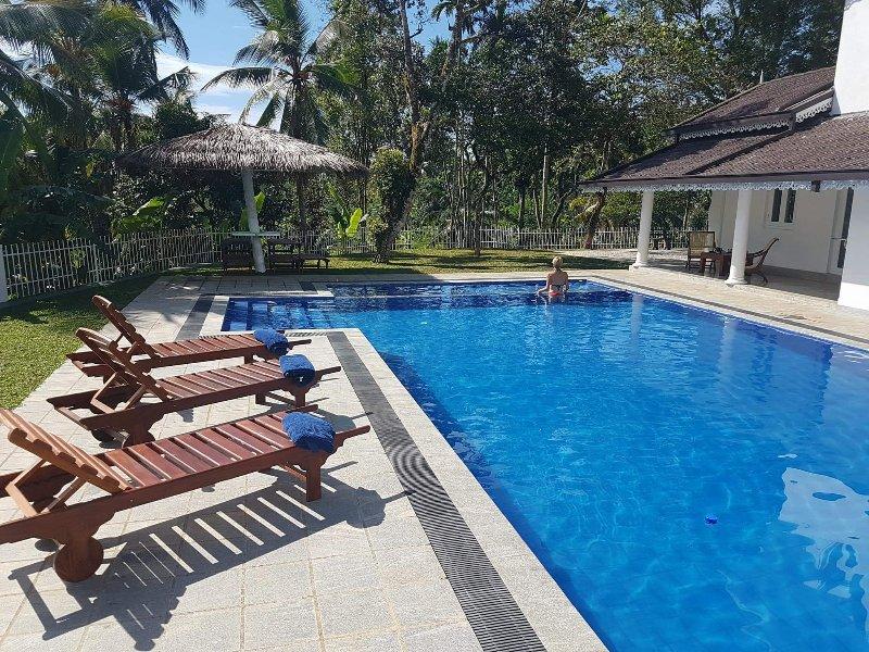 Tara Garden, vacation rental in Maggona