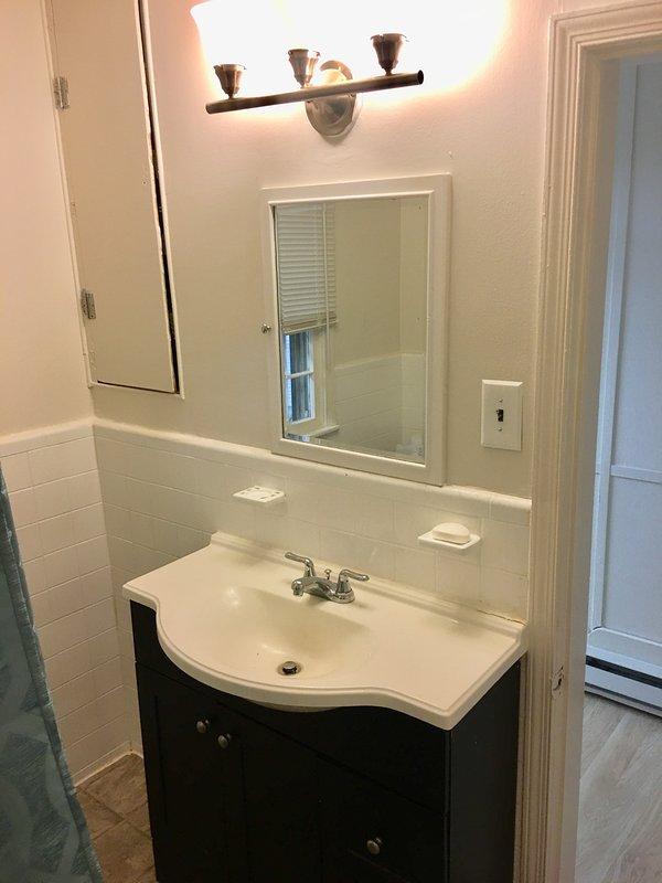 Salle de bains vanité
