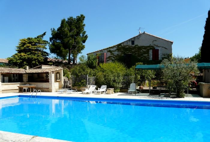 LS1-194 GRANADIE, Lovely rental near the center of the village, in Mouriès, holiday rental in Mouries