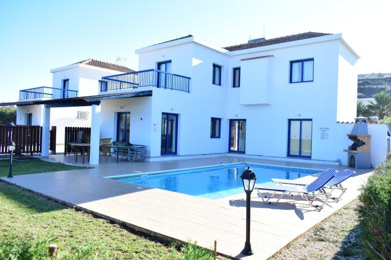 Diana Seaside Villas, holiday rental in Nea Dimmata