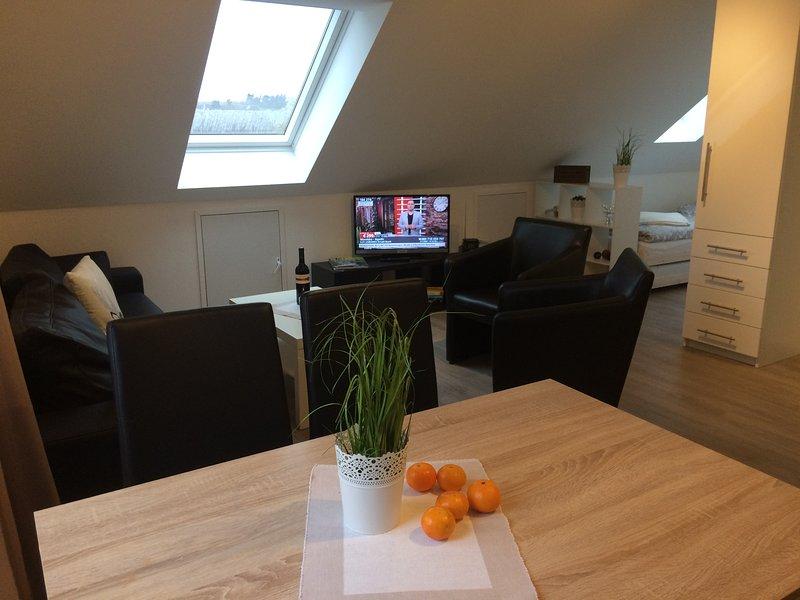 Haus Willi | Ferienwohnung & Monteurzimmer Ortenberg | bis 4 Personen - 65 m², location de vacances à Friedberg