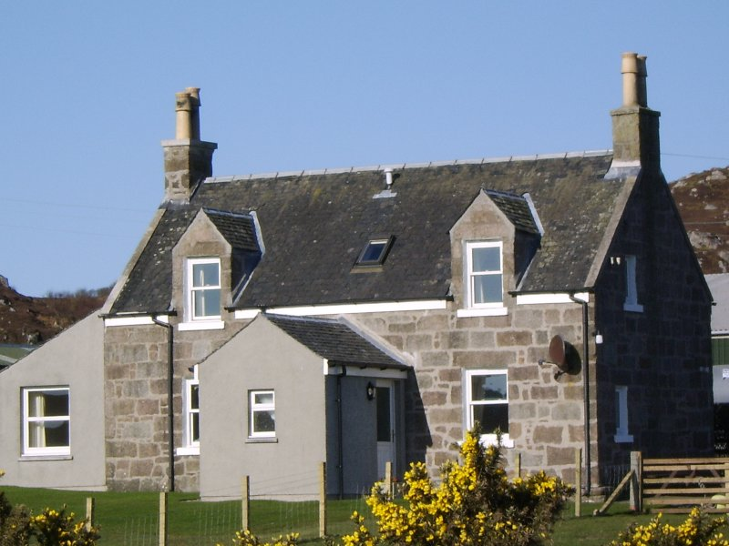 Tiraghoil House, holiday rental in Isle of Mull