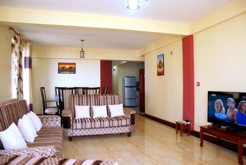 KIGALI VILLAGE SUITES #7, vacation rental in Rwanda