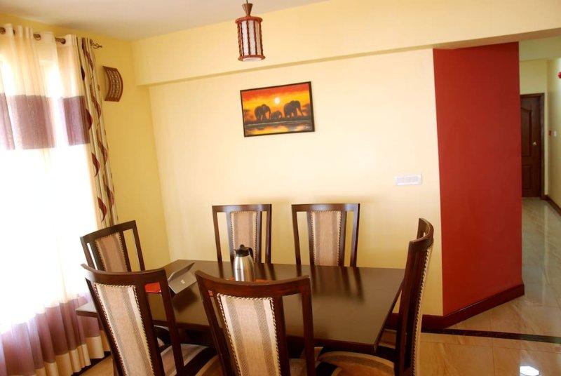 KIGALI VILLAGE SUITES #10, holiday rental in Kigali