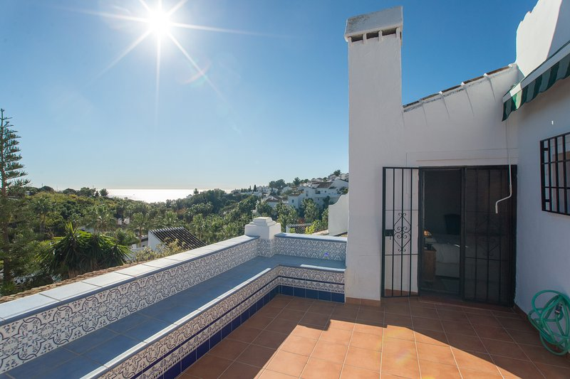 Casablanca 38 Terrace / Access to Master Bedroom