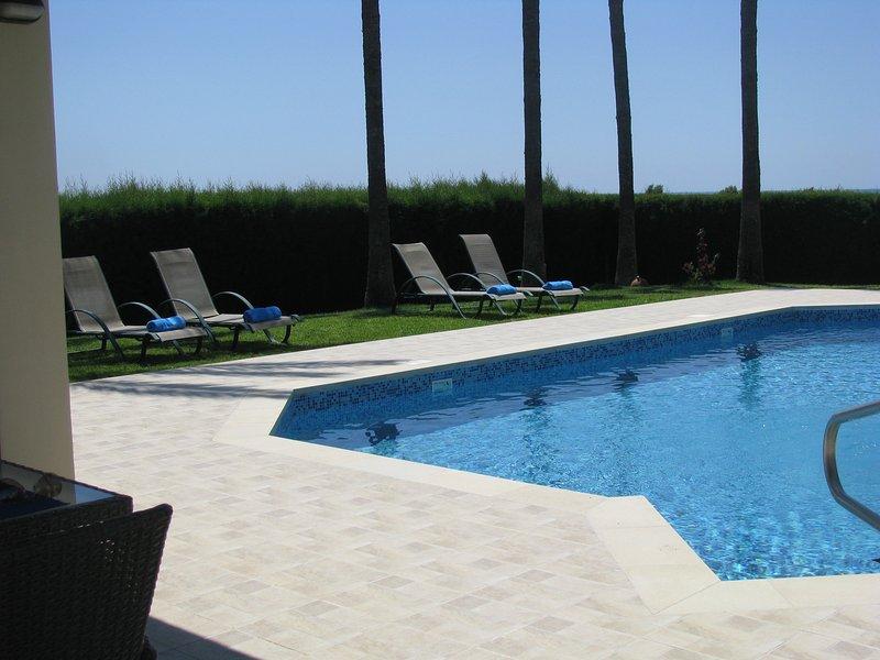 SECRET GARDEN RESIDENCE, holiday rental in Acheleia