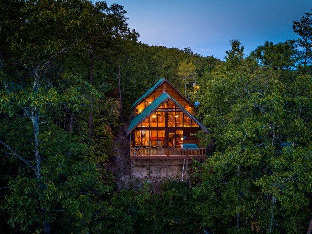 A Walk In the Clouds, holiday rental in Sevierville