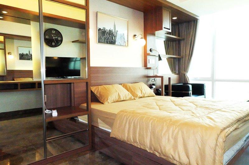 U Residence 2 Apartment Karawaci, holiday rental in Tangerang